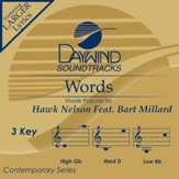 Words [Music Download]