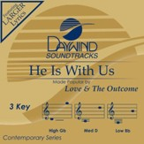 He Is With Us [Music Download]