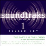The Battle Is The Lord's [Music Download]