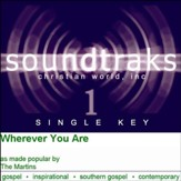 Wherever You Are [Music Download]