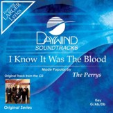 I Know It Was The Blood [Music Download]