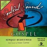 Simply Redeemed [Music Download]