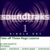Take Off Those Rags Lazarus [Music Download]
