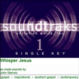 Whisper Jesus [Music Download]