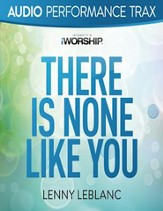 There Is None Like You (Original Key without Background Vocals) [Music Download]