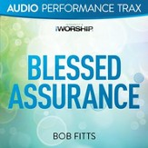 Blessed Assurance (Original Key with Background Vocals) [Music Download]