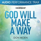 God Will Make A Way (Original Key with Background Vocals) [Music Download]