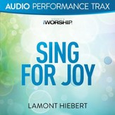 Sing For Joy (Audio Performance Trax) [Music Download]