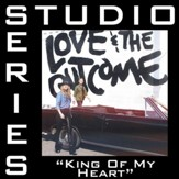 King of My Heart (Original Key Performance Track With Background Vocals) [Music Download]