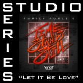 Let It Be Love (Medium Key Performance Track Without Background Vocals) [Music Download]
