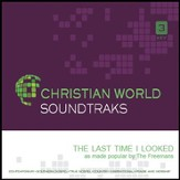The Last Time I Looked [Music Download]