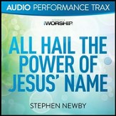 All Hail the Power of Jesus' Name (Original Key without Background Vocals) [Music Download]