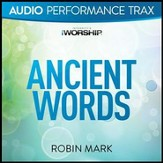 Ancient Words (Original Key with Background Vocals) [Music Download]