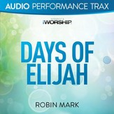 Days of Elijah (Original Key with Background Vocals) [Music Download]