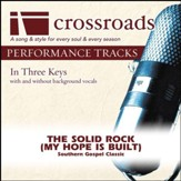The Solid Rock (Performance Track) [Music Download]