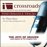 The Joys Of Heaven (Performance Track Low without Background Vocals) [Music Download]