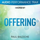Offering (Audio Performance Trax) [Music Download]