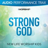 Strong God (Original Key Trax without Background Vocals) [Music Download]