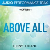 Above All (Audio Performance Trax) [Music Download]