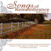 Songs Of Remembrance Volume 2 [Music Download]