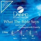 What The Bible Says [Music Download]