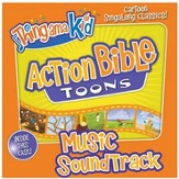 Joshua Fought The Battle Of Jericho - Split Track (Action Bible Toons Music Album Version) [Music Download]