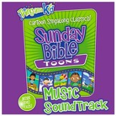 God Sees The Little Sparrow - Split Track (Sunday Bible Toons Music Album Version) [Music Download]