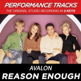 Reason Enough (Key-Ab/Db-Premiere Performance Plus) [Music Download]