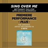 Sing Over Me (Medium Key-Premiere Performance Plus w/ Background Vocals) [Music Download]