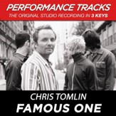 Famous One (Key-Bb-Premiere Performance Plus) [Music Download]
