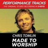 Made To Worship (Medium Key-Premiere Performance Plus w/ Background Vocals) [Music Download]