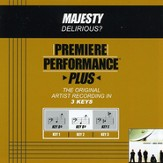 Majesty (Key-Db-Premiere Performance Plus w/o Background Vocals) [Music Download]
