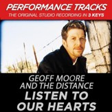 Listen To Our Hearts (Premiere Performance Plus Track) [Music Download]