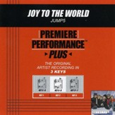 Joy To The World (Key-C-D-Premiere Performance Plus w/o Background Vocals) [Music Download]