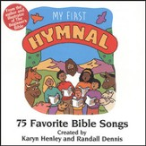My First Hymnal: 75 Favorite Bible Songs [Music Download]