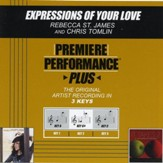 Expressions Of Your Love (Premiere Performance Plus Track) [Music Download]