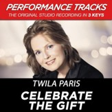Celebrate The Gift (Key-Eb-F-Premiere Performance Plus w/ Background Vocals) [Music Download]