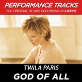 God Of All (Premiere Performance Plus Track) [Music Download]