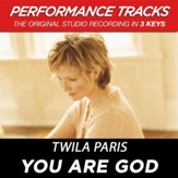 You Are God (Key-Eb-Premiere Performance Plus w/ Background Vocals) [Music Download]