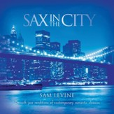 Sax In The City [Music Download]