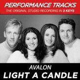 Light A Candle (Premiere Performance Plus Track) [Music Download]