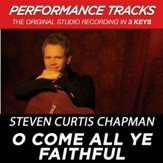 O Come All Ye Faithful (Key-A-Premiere Performance Plus w/ Background Vocals) [Music Download]