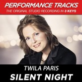 Silent Night (Key-G-A-Premiere Performance Plus w/ Background Vocals) [Music Download]