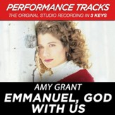 Emmanuel, God With Us (Key-C-Premiere Performance Plus w/o Background Vocals) [Music Download]