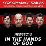 In The Hands Of God (Key-D-Premiere Performance Plus w/ Background Vocals) [Music Download]