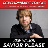 Savior Please (Premiere Performance Plus Track) [Music Download]