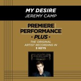 My Desire (Medium Key-Premiere Performance Plus w/ Background Vocals) [Music Download]