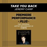 Take You Back (Premiere Performance Plus Track) [Music Download]