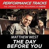 The Day Before You (Premiere Performance Plus Track) [Music Download]