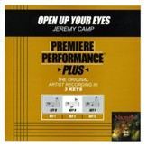 Open Up Your Eyes (Key-D-Premiere Performance Plus w/ Background Vocals) [Music Download]